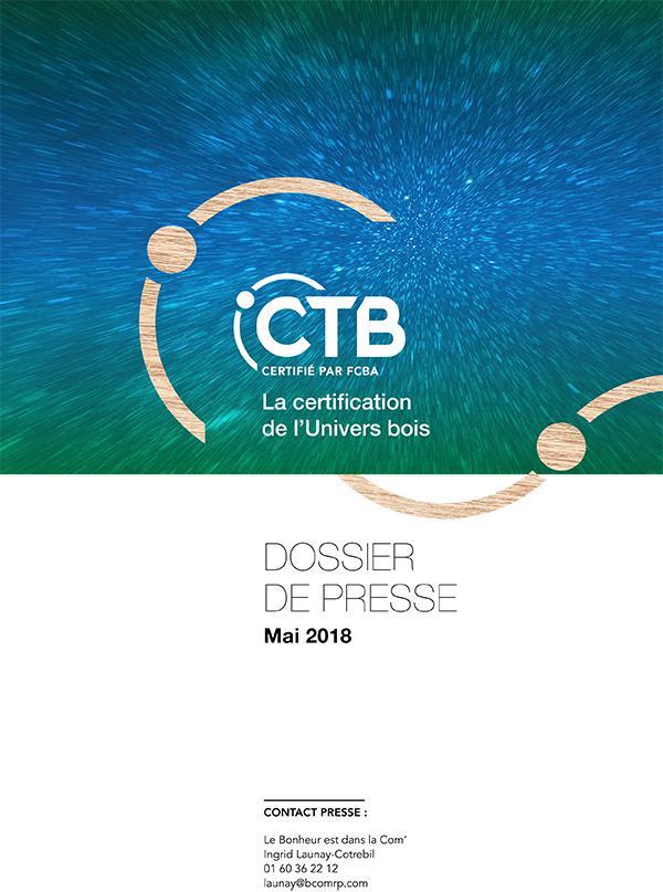 Dossier de presse CTB Univers